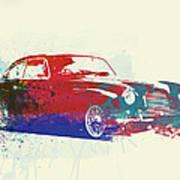 Aston Martin Db2 Poster
