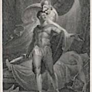 Athena/minerva Advises  Diomedes - Who Poster