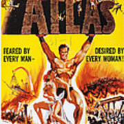 Atlas, Us Poster, Michael Forest Poster