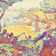 Au Temps Dharmonie Poster