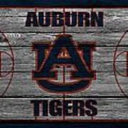 Auburn Tigers Poster