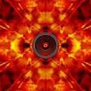 Audio Kaleidoscope Poster
