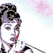 Audrey Hepburn 20130330 Poster