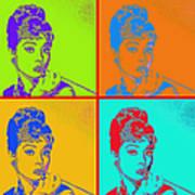 Audrey Hepburn 20130330v2 Four Poster