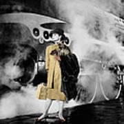 Audrey Hepburn 7 Poster