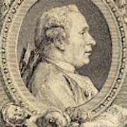 Augustin De Saint-aubin After Charles-nicolas Cochin II Poster