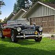 Austin Healy 3000 Poster