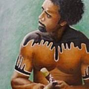 Australian Aboriginal Poster by David Hawkes