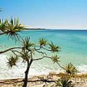 Australian Beach Poster
