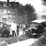 Auto Accident Poster
