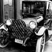 Automobile, 1916 Poster