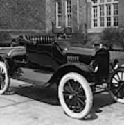 Automobile, 1921 Poster