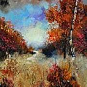 Autumn 5641 Poster