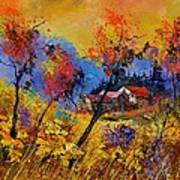 Autumn 884101 Poster