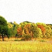 Autumn Canvas Poster
