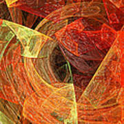 Autumn Chaos Poster