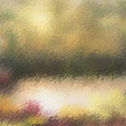 Autumn Colors - Abstract Poster
