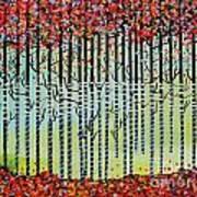 Autumn Confetti Poster