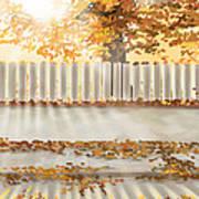 Autumn Day Poster