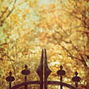 Autumn Gates Poster