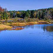 Autumn In The Adirondacks II Poster