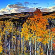 Autumn Pass Poster