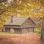 Autumn Retreat Poster