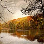 Autumn's Adieu Poster