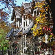 Autumn's Windows Poster