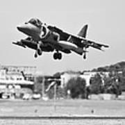 Av-8b Harrier II Poster