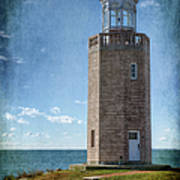 Avery Point Lighthouse Poster