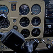 Aviation Near Jekyll Island Poster