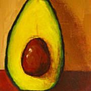Avocado Palta 7 - Modern Art Poster