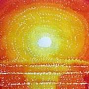 Awakening Original Painting Poster
