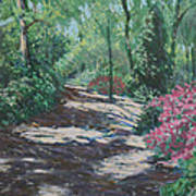 Azalea Trail Poster