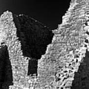 Aztec Moon Poster