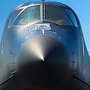 B-1 Bomber Poster