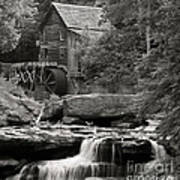 Babcock Grist Mill No. 1 Poster