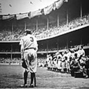 Babe Ruth Poster Poster
