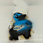 Baby Smurf Poster