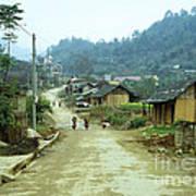 Bac Ha Town Poster