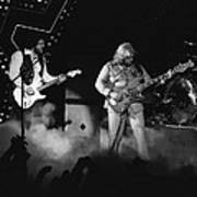Bachman-turner Overdrive Smokin In Spokane 1976 Poster