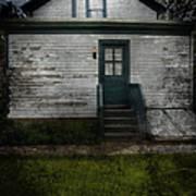 Back Door Poster