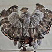 Back Kachina Eagle Poster