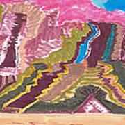 Badlands South Dakota Poster