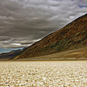Badwater Basin #2 Poster