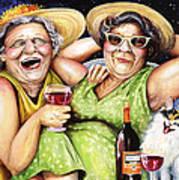 Bahama Mamas Poster
