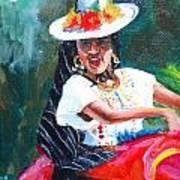 Baile De Michoacan Poster