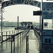 Bains Des Paquis Poster