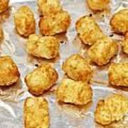 Baked Potato Treats Poster